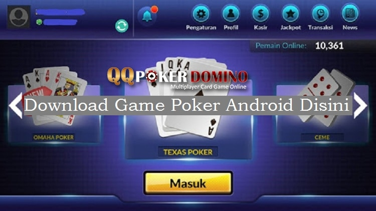 Download Game Poker Android Disini